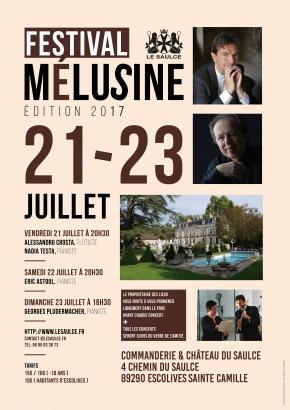 Festival Mélusine- 4ème édition