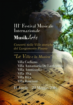 III° Festival Musicale Internazionale MusikArte