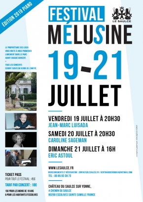 Festival Mélusine 2019