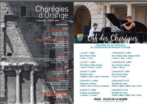 Chorégies d'Orange OFF