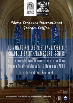 Éliminatoires Concours Georges Cziffra