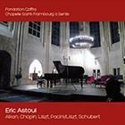 Enregistrement 'live' du recital à la Fondation Cziffra