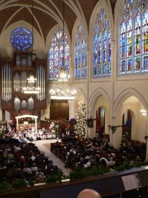 Récital romantique à l'Eglise américaine, Quai d'Orsay 75007 Paris