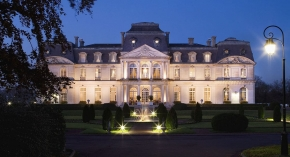 Récital de piano au château d'Artigny