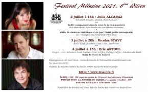 Festival Mélusine 8ème édition