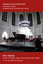 DVD: recital 'live' Chapelle royale Saint-Frambourg