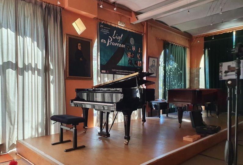 Le Rossignol, Alabiev/Liszt/Cziffra